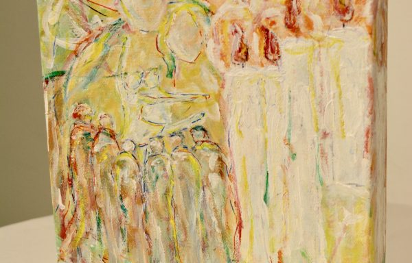Original painting by Hanne Støvring