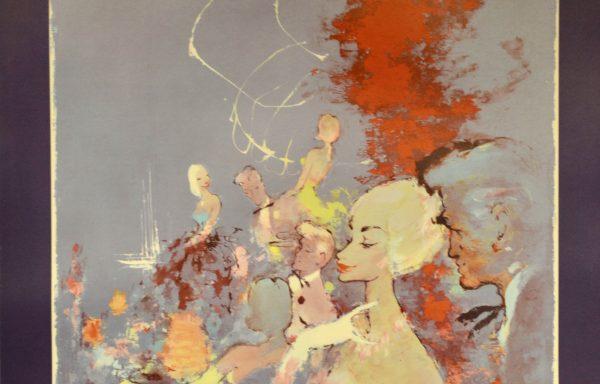 SAS Art poster from Chisholm Larsson Gallery