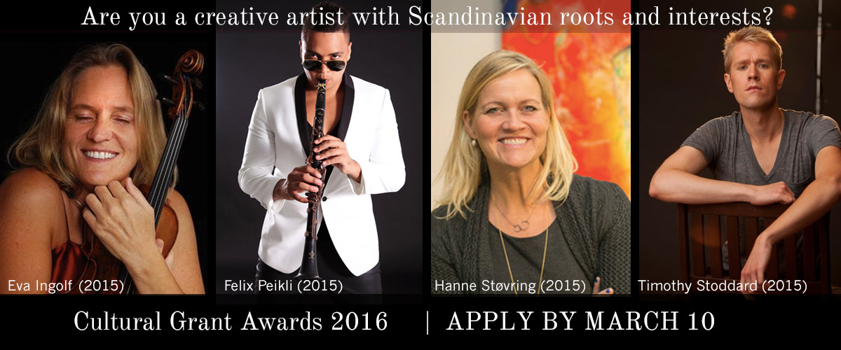 Apply for a 2016 Cultural Grant