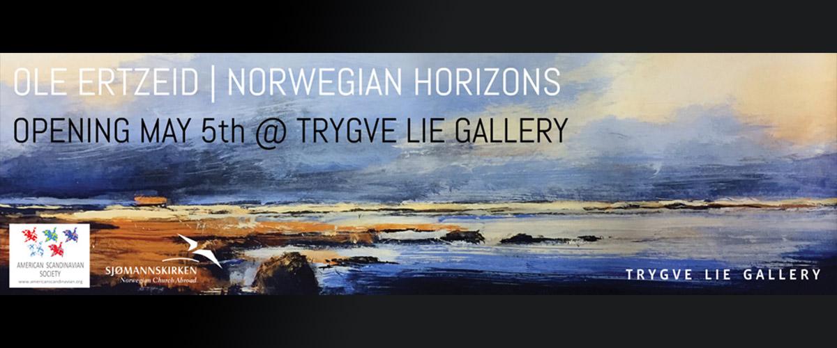 Norwegian Horizons: May 5 – Sept 5