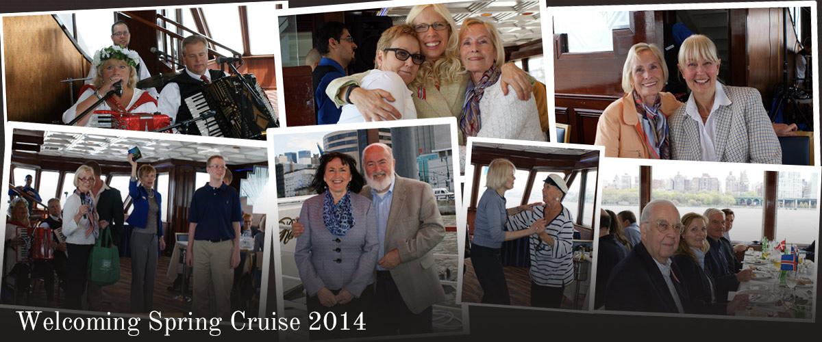 Welcoming Spring Cruise 2014